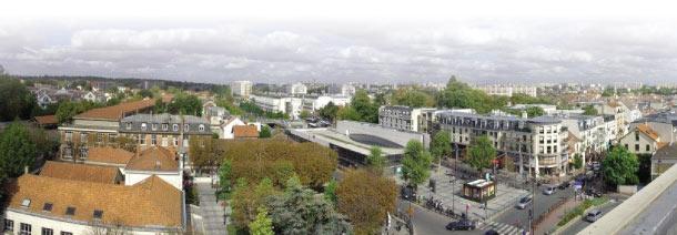 Photo de la ville d'Antony